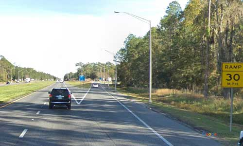 fl i10 rest area eastbound mile marker 318