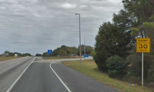 fl i10 rest area eastbound mile marker 58