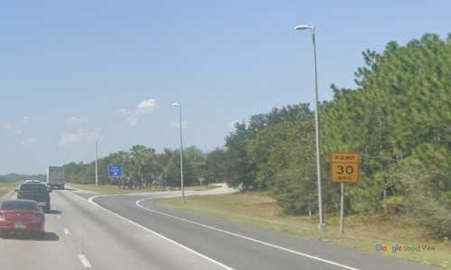 fl 10 rest area westbound mile marker 61