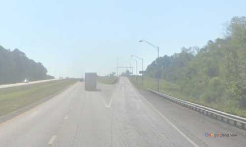 fl i10 truck weigh station eastbound mile marker 3