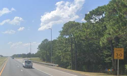 fl-i10 rest area westbound mile marker 29