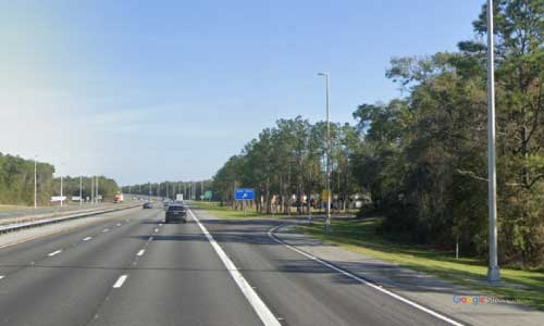 fl i75 rest area northbound mile marker 307