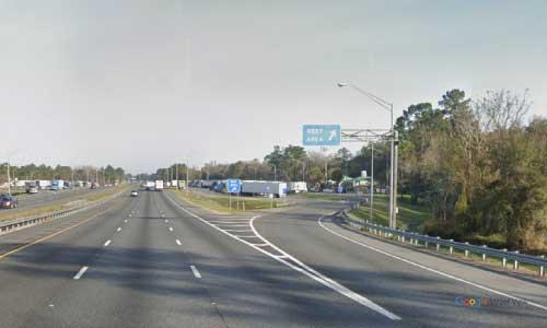 fl i75 rest area northbound mile marker 413