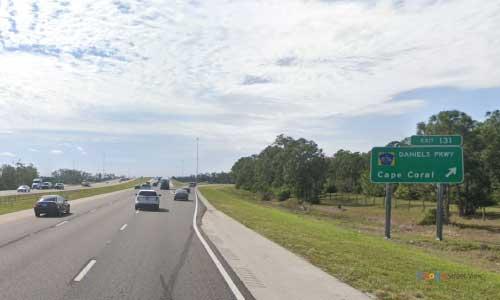 fl i75 rest area southbound mile marker 131