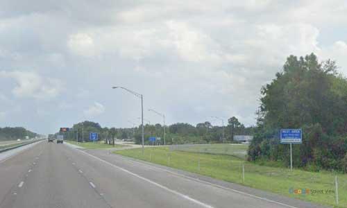fl i95 rest area southbound mile marker 227