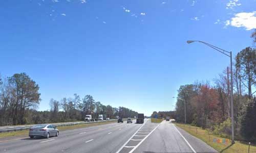 fl i95 rest area southbound mile marker 303